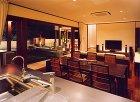 神戸市H邸リビング夜景