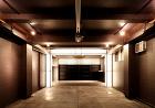 京都市F邸1階駐車場