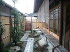 近江八幡市O邸通り庭