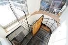 家族をつなぐ「光の階段」がある家 | 建... http://www.tau-s.com/photos/2013/09/kasai-13.jpg