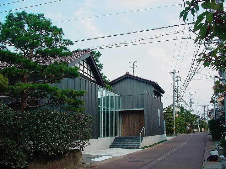 武腰一憲邸 | 松島健建築設計事務所