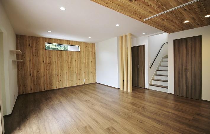 家族が自然と1階に集まる家 | 施工事例...