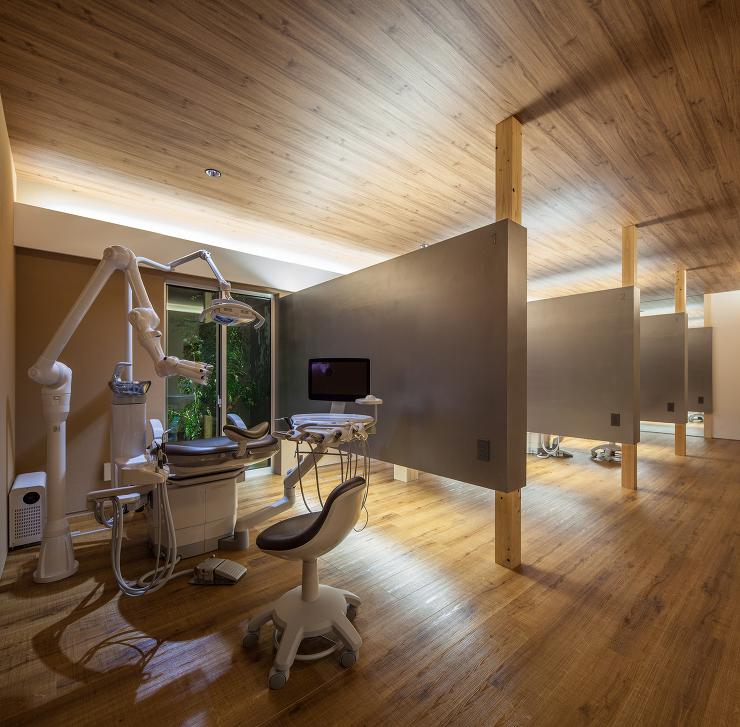 くまの歯科医院 設計 平岡建築デザイン ...