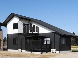 芝山大台の家
