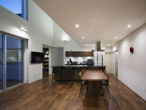 暖海の家 U建築研究所