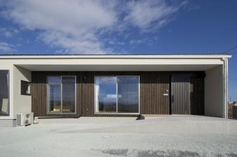 藤平橋の家
