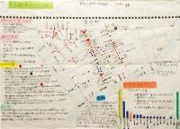 作品:青谷駅前のうつりかわり