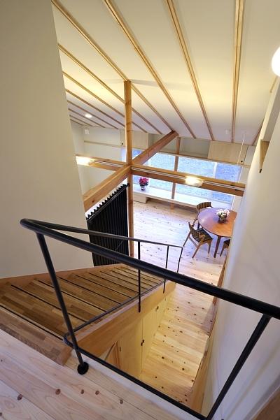 ぐりっぷ建築設計事務所【仕事】新山の家