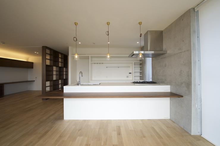 Works - Kitchen | オー...