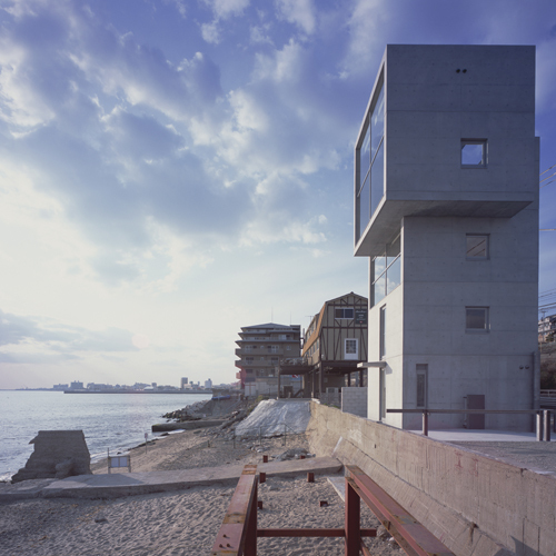 4x4の住宅, 兵庫県神戸市, 2001-2003