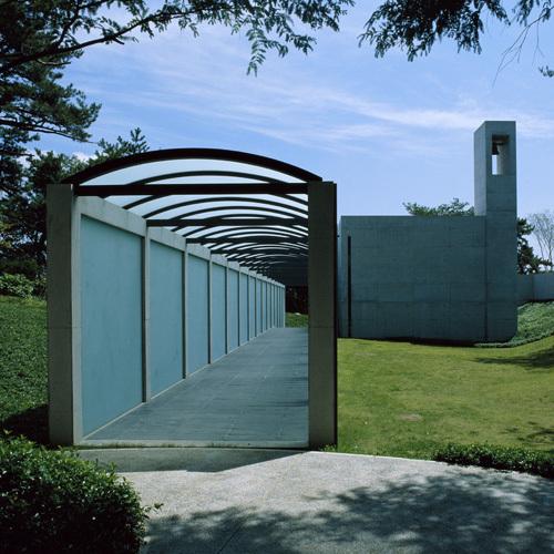 六甲の教会, 兵庫県神戸市, 1985-1986