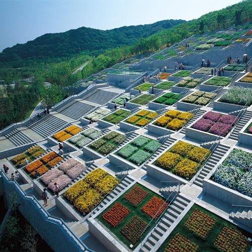 淡路夢舞台, 兵庫県淡路市, 1993-1999