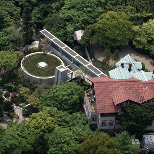 大山崎山荘美術館,京都府大山崎町,1991-1995