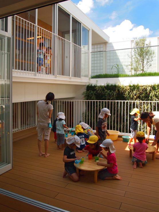 堺の保育園 | フィールド建築設計舎