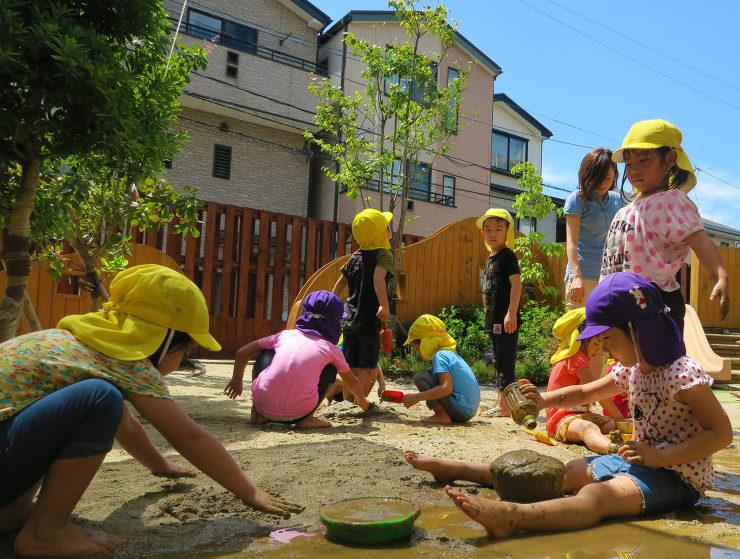 神戸の保育園 | フィールド建築設計舎