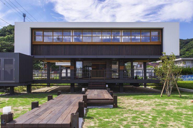 高床の家  | フィールド建築設計舎