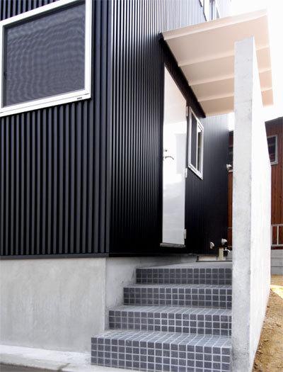 設計実例-風の回る家-ふれあいの庭