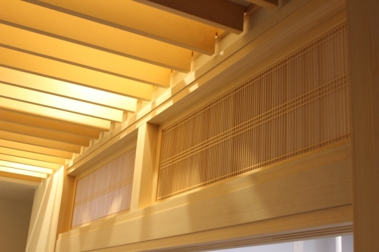 M様邸 デザイン建具 収納家具、デザイン...