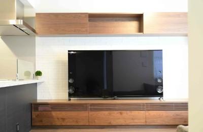 テレビボード 渋谷区T邸