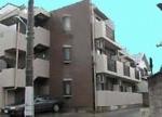 住宅地の低層マンション
