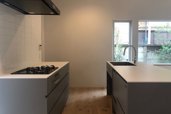 キッチン施工例No.028