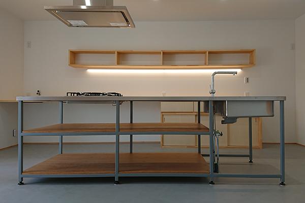 キッチン施工例No.026
