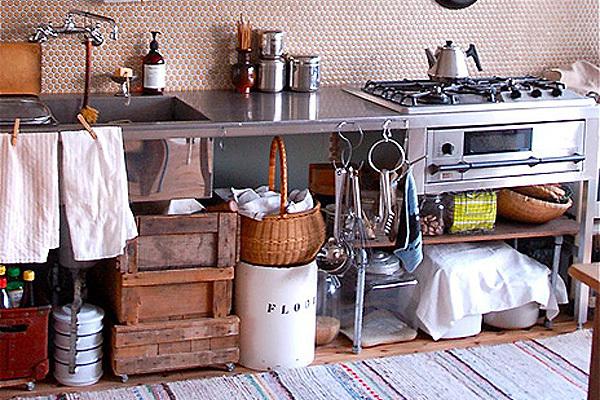キッチン施工例No.003