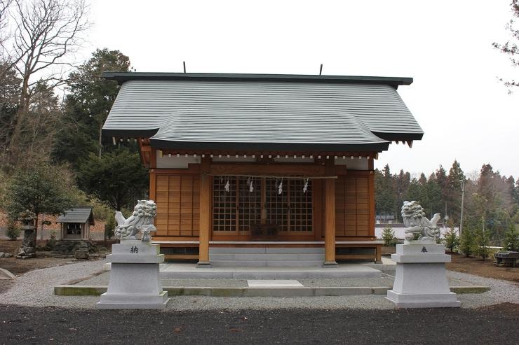 桑木神社社殿 - 作品集