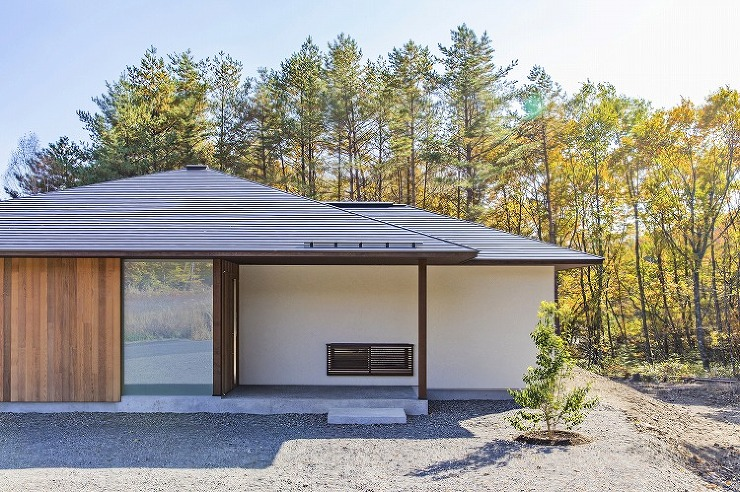 開田高原の家