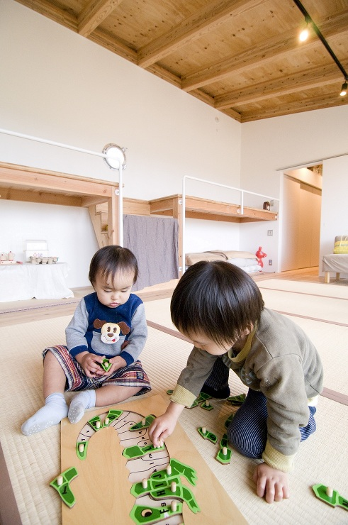 □子ども部屋 | 写真集| デザイン住宅...