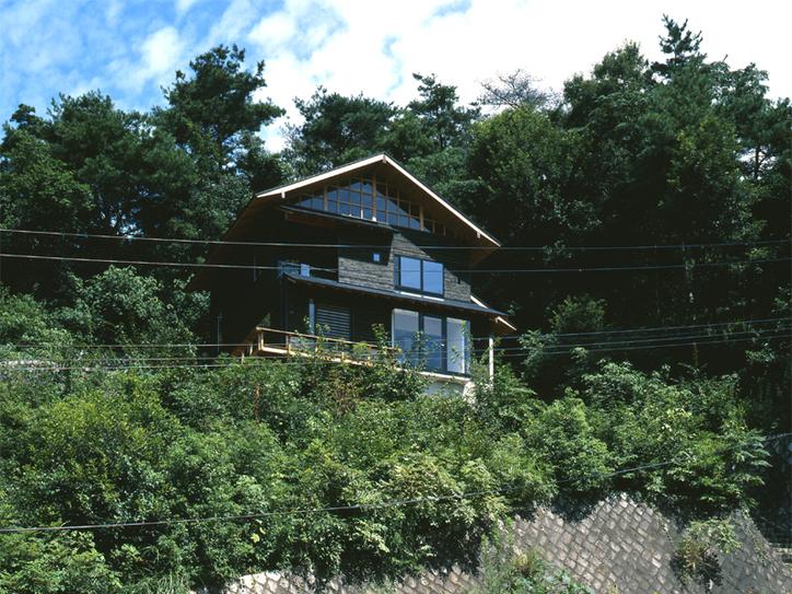 九条山の家(Ma邸)|一級建築士事務所 ...