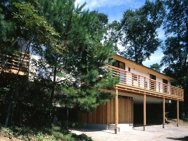 九条山の家(O邸)|一級建築士事務所 キ...