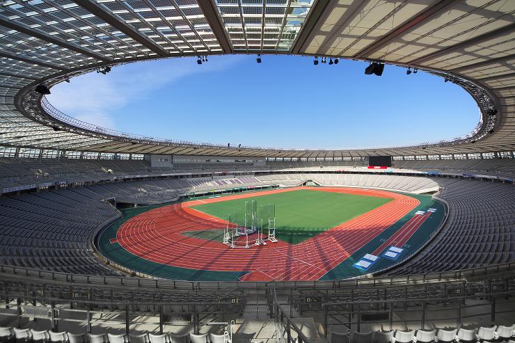 Tokyo Stadium (Current Name/Ajinomoto Stadium)