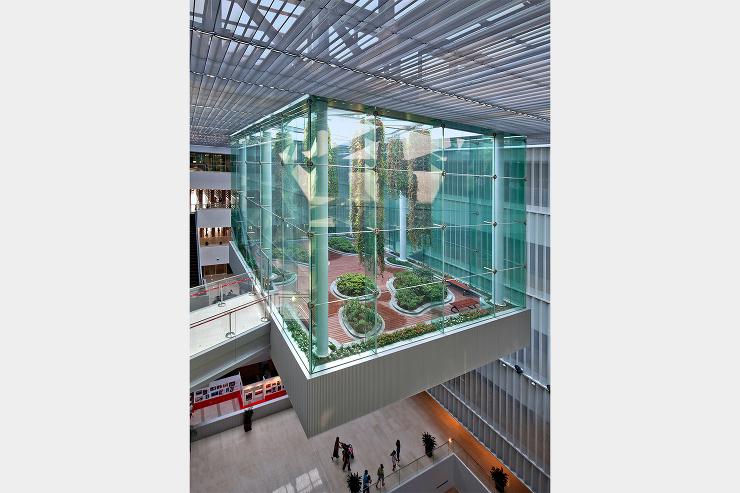 Shanghai Pudong Library