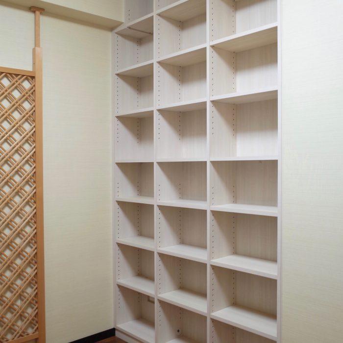 本棚の施工事例一覧│オーダー家具専門店G...
