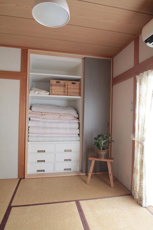 京都市伏見区T邸押入リノベーション