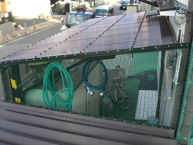 有限会社 山田工業 請け負った工事は自社施工致します。