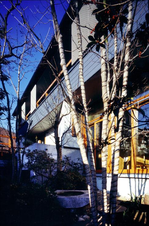 横山台の家   WORKS   ATEL...