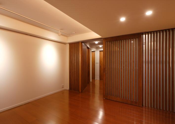 京都市F邸2階MBR