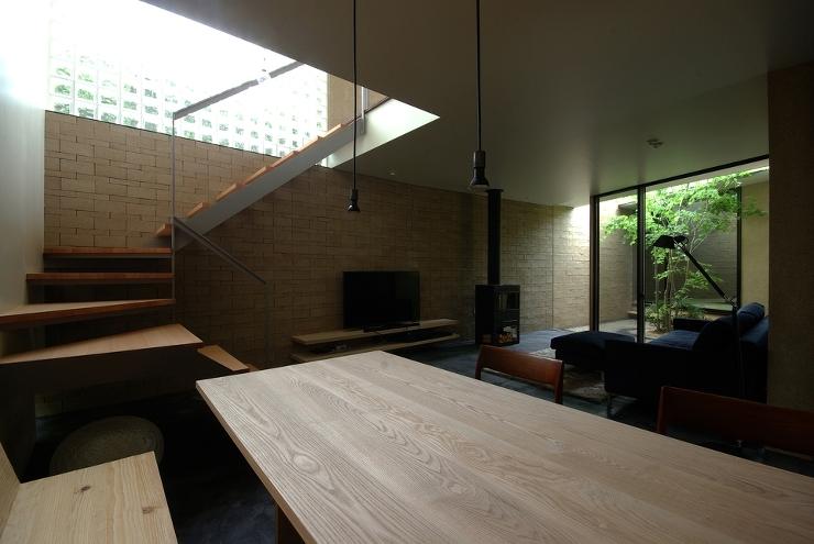 芦屋川の家