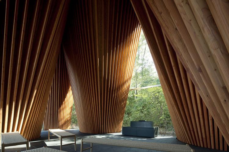 狭山の森 礼拝堂