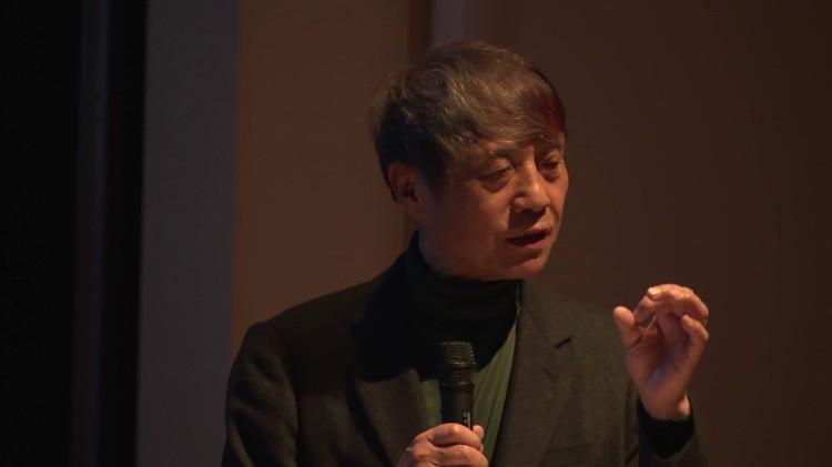 『安藤忠雄展 ─挑戦』記者発表:安藤忠雄による特別講演