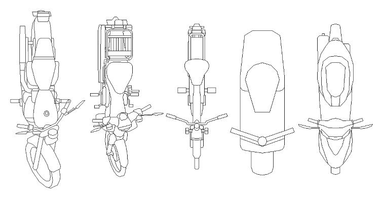 Vol.3 バイクCADデータ | CADデータフリーダウンロード |...