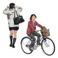 Vol.18 切り抜き人物(2) | 建築パース素材無料ダウンロード ...