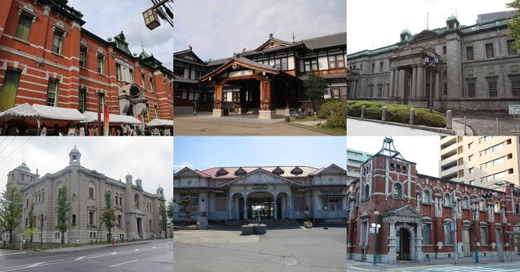 辰野金吾の建築物一覧 | 日本建築めぐり | 建築パース.com
