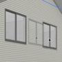 レンダリングし直さずに窓を増やす<建築パース作成テクニック>   実践...