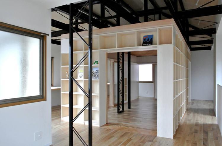 本棚の小屋のある暮らし - 東京R不動産