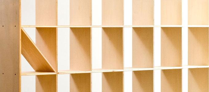 設置方法|Shelf 壁一面の本棚|本棚の通販はマルゲリータ