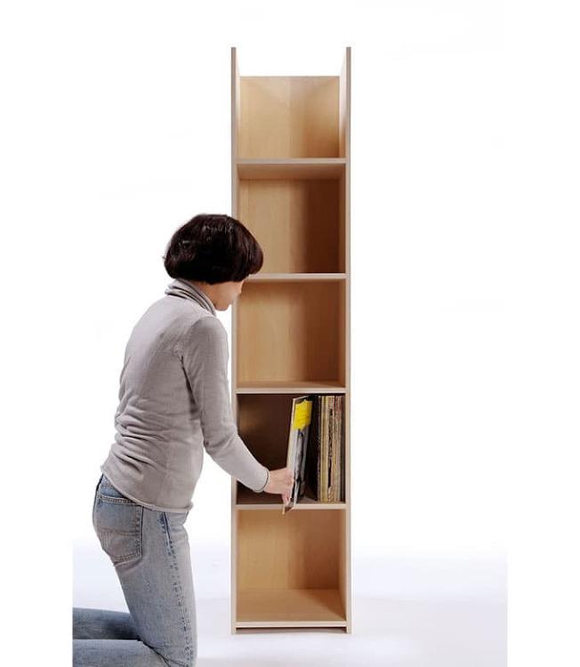 タワー型本棚 細い本棚|本棚の通販はマルゲリータ