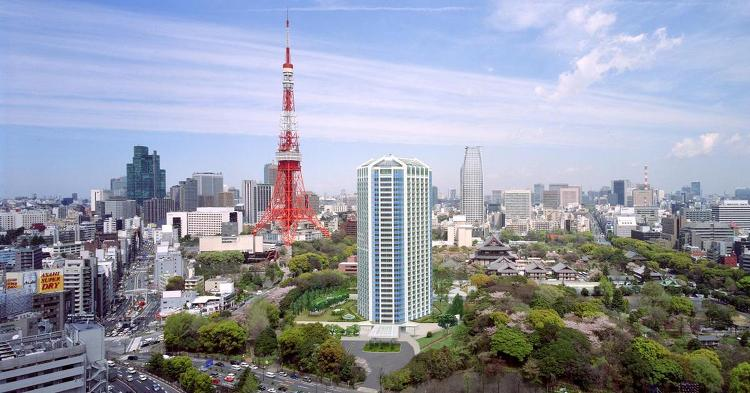ザ・プリンス・パークタワー東京
